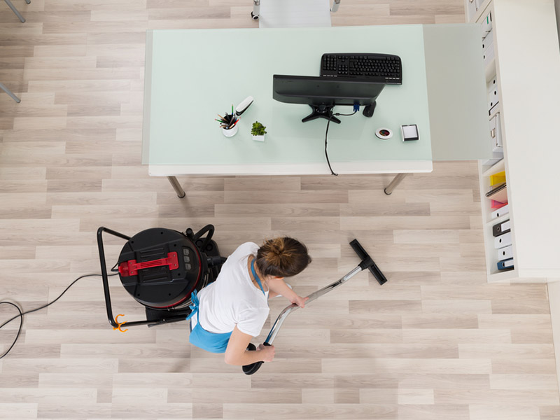 Commercial office cleaners - Moving Maids - Cleaning and Packing